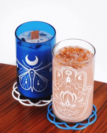 yoni svíčka a sklenice profilová fotka